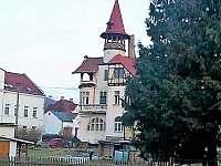 ubytování v Labských pískovcích Vila na horách - Jílové u Děčína