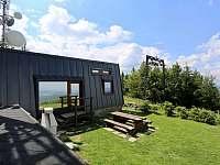 Zahradní posezení - chata ubytování Jedlová