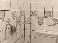 Samostatné WC - Horní Chřibská