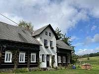 CHALUPA V PANSKÝM - chalupa ubytování Staré Křečany - Panský - 5