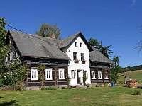 Chalupa k pronájmu - Staré Křečany - Panský České Švýcarsko