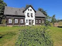 Chalupa v Panským Staré Křečany - ubytování Staré Křečany - Panský