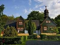 Chata k pronájmu - dovolená v Lužických horách