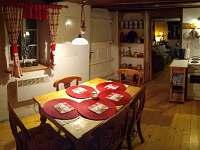 Kuchyňka - Dolní Chřibská
