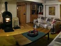 Obývací pokoj - Dolní Chřibská