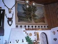 Obývací pokoj - hala