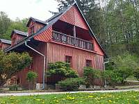 Kyjovská Stodola - chalupa ubytování Krásná Lípa - Krásný Buk