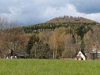 ubytování Vlčí Hora Chata k pronajmutí