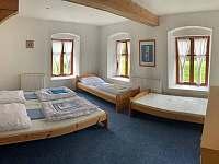 AP1 - ložnice, celkový pohled - Horní Chřibská