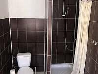 AP2 - koupelna - apartmán k pronajmutí Horní Chřibská