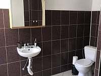 AP2 - koupelna - Horní Chřibská