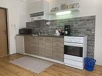 AP2 - kuchyňský kout - apartmán k pronájmu Horní Chřibská