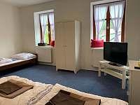 AP3 - ložnice - Horní Chřibská