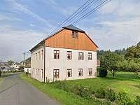 Levné ubytování  Kytlice - Lesní rybník Apartmán na horách - Horní Chřibská