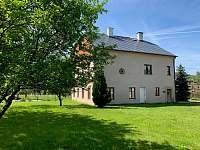Ubytování Pohodové apartmány Horní Chřibská - k pronájmu