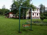 zahrada - Chřibská