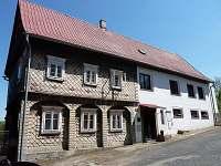 Chalupa ubytování v Jiřetíně pod Jedlovou