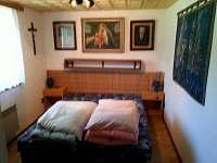 ložnice č.1 v přízemí