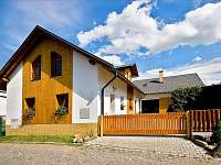 ubytování na chalupě k pronájmu Rovensko pod Troskami