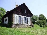 Levné ubytování Koupaliště Chuchelna Chalupa k pronájmu - Koberovy - Hamštejn