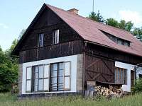 Chalupa Hamštejn - ubytování Koberovy - Hamštejn