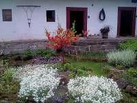 jaro na chalupě
