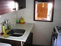 kuchyňka dole