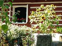 léto na chalupě - ubytování Horní Lochov