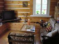 TV kout v obýv.místnosti