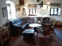 Tato místnost je k dispozici pouze pro pobyty bez domácích zvířat. - pronájem chalupy Vidochov