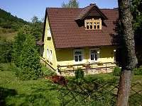 Chalupa k pronajmutí - dovolená  Lázně Bělohrad - rybník Pardoubek rekreace Uhlíře