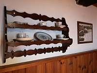 Chalupa s výhledem na Humprecht - roubenka k pronajmutí - 20 Sobotka