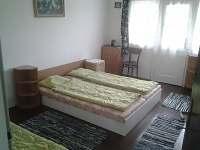 Ložnice 2 - pronájem chaty Jičín - Pařezská Lhota