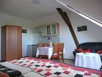 Apartmán s čajovou kuchyňkou