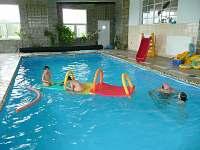 Bazén se slanou vodou