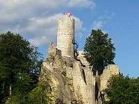 hrad Frýdštejn - Pelešany u Turnova