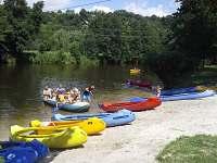 kanoe Jizera