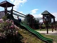 Vyskeř  = nové dětské hřiště