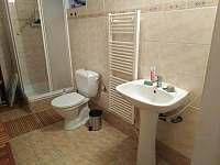 koupelna v přízemí - Domousnice