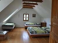 ložnice 1 - Domousnice
