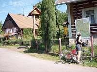 hustá sít cyklostezek