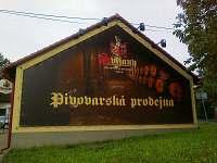 pivovarská prodejna Svijany
