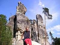 skalák - Hruboskalsko