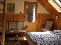 spací místnost