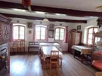 ubytování  na chalupě k pronajmutí - Syřenov - Žďár u Kumburku