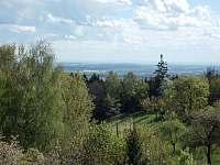 """západní štít - pohled z okna """"do kraje"""" - Syřenov - Žďár u Kumburku"""