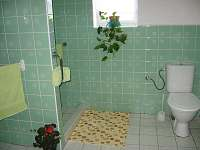 Chalupa - koupelna