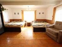 Roubenka 4 - lůžková ložnice