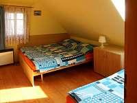 Vejminek 3 - lůžková ložnice