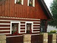 Chalupa k pronajmutí - dovolená v Českém ráji
